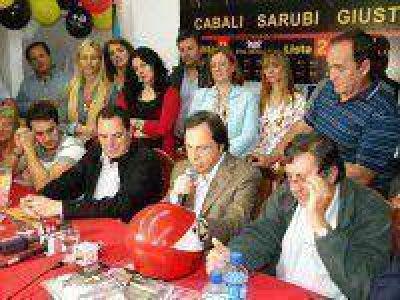 Darío Giustozzi: nos estamos preparando para gobernar la provincia de Buenos Aires
