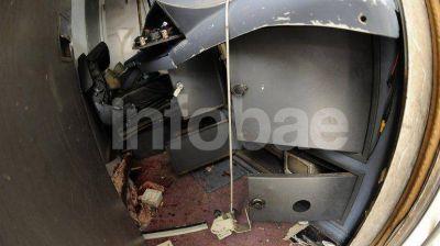 El tren chapa 5 no tenía bajo llave la grabadora de los videos