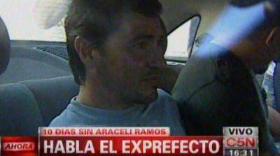 Crimen de Araceli: Vinader negó todo y se declaró inocente