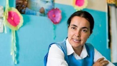 """Jimena Herrera: """"La política como servicio"""""""