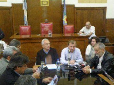 El diputado Héctor Recalde disertó en el Concejo Deliberante