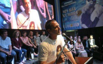 El Frente para la Victoria de Pilar cerr� la campa�a electoral: �Queremos un Municipio digno�