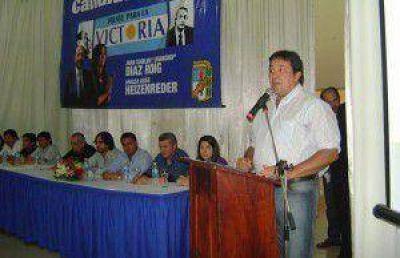 Candidatos del Sublema FpV se presentaron ante el sector empresarial y comercial