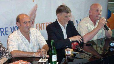 """Paraná: Binner pidió votar al FAP para """"introducir ideas diferentes"""" en el Congreso"""