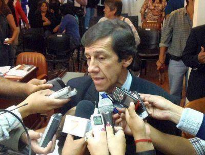 """Carlos Sadir: """"demostramos que hay otra forma de planificar, planificar en serio"""""""