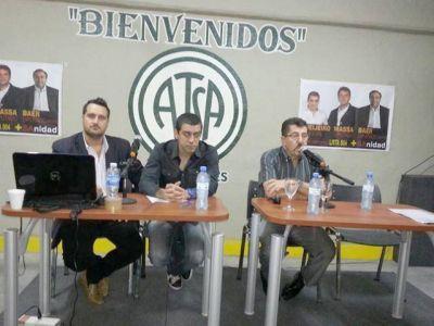 ATSA apoya a Queijeiro