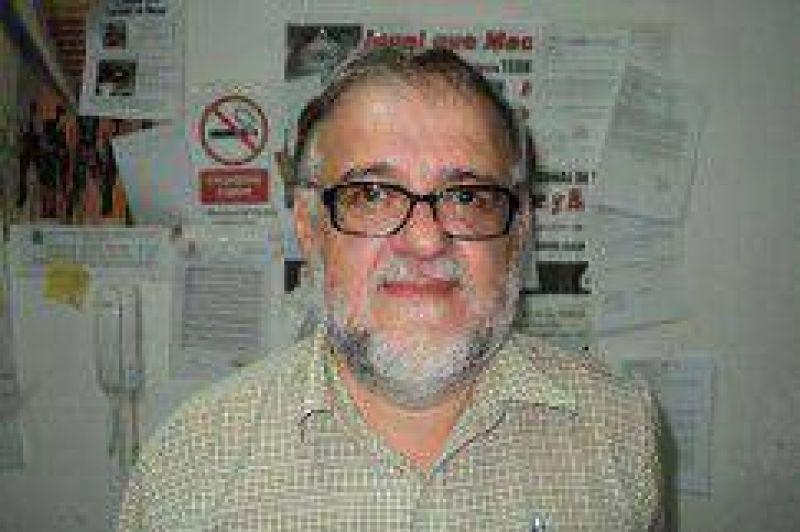 """Del Frari aclaró que la presencia de Víctor De Gennaro en Jujuy fue """"a tono personal"""" y que no """"en forma institucional"""""""
