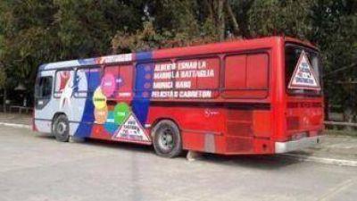 """""""La caravana del futuro"""", del FPCyS"""