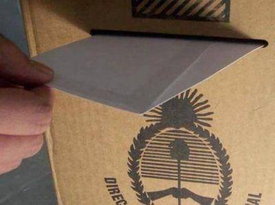 Más mesas para los votantes del partido de Ramallo