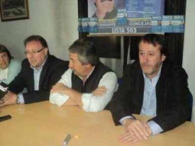 """Patricio García: """"el 27 de octubre se votará por dos países. El de Kirchner o el de las corporaciones"""""""