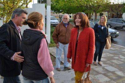 El Frente Renovador cerró sus actividades de campaña en Tornquist