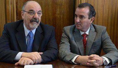 Provincia y Nación acordaron soluciones para sectores productivos y ex empleados de Vale