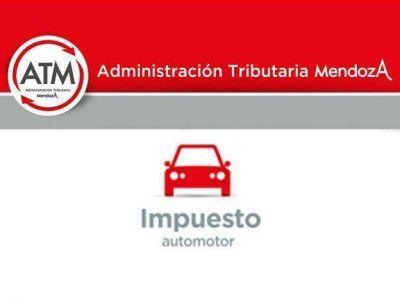 ATM: hasta el 25 de octubre hay tiempo de pagar la �ltima cuota del Automotor con descuento