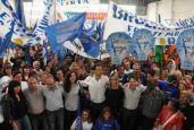 """Gabriel Bruera: """"Somos los únicos que tenemos propuestas para todos los barrios"""""""