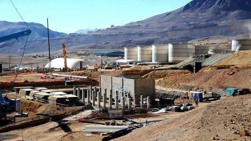 Sindicalistas tomaron la explotación minera que la Barrick Gold tiene en la provincia de San Juan