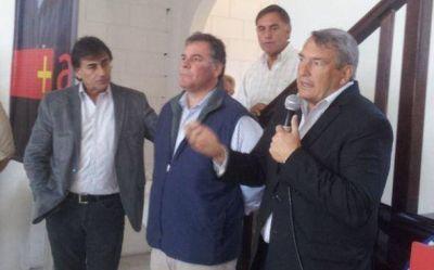 """D�Onofrio: �Le vamos a decir a Z�ccaro �gracias por los servicios prestados� y vamos a cambiar el gobierno de Pilar"""""""