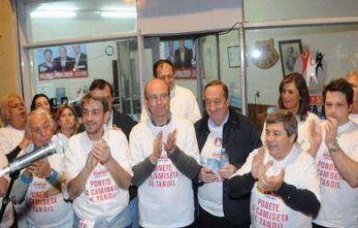 """Confiado, el radicalismo vaticinó un nuevo triunfo para """"seguir transformando Tandil"""""""