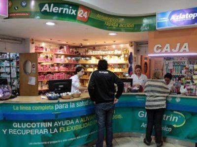 Las farmacias sólo venderán remedios y productos análogos