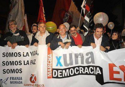 Frente Juje�o: cierre de campa�a con llamado a la paz y la uni�n