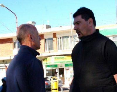 """Cotillo pidió a Costa que deje de pensar en """"su interés particular"""" y a Beroiza que """"haga algo"""" por la gente"""