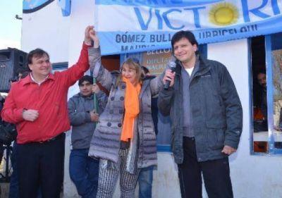 Belloni: �El FVS est� m�s fuerte que nunca�