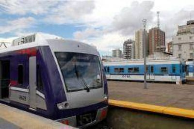 Los ramales ferroviarios del Sarmiento ya operan a cargo del Estado nacional