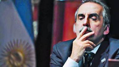 Moreno dice que el blanqueo seguirá hasta junio de 2014