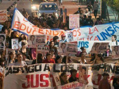 El conflicto en la UNSa se politiza cada vez más