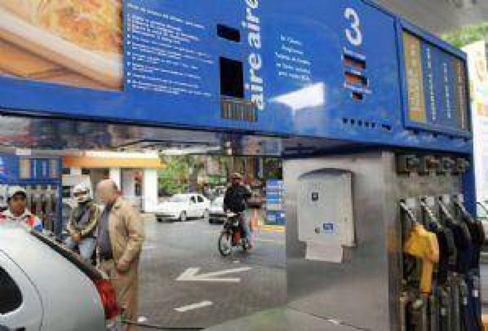 YPF recorta los cupos de gasoil en las estaciones y algunas ya sufren escasez