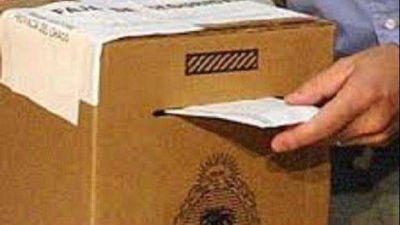 Por primera vez se votará en una escuela de Lomas de Tafí