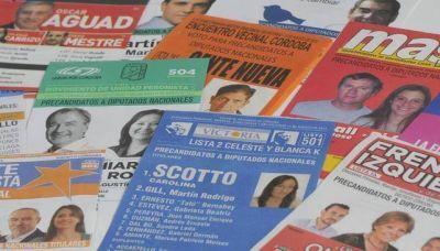 Candidatos cordobeses lideran campaña por información pública