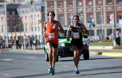 El maratón ya es récord