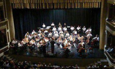 Auditorium, sábado con la Orquesta Sinfónica Municipal, teatro y música