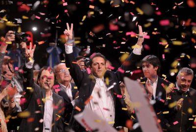 """Massa convocó a """"todos los sectores"""" en su cierre de campaña"""