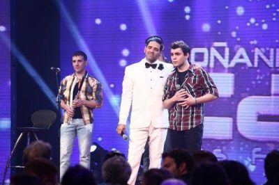 """Ramiro no ganó, pero igual es el """"cantor del pueblo"""""""