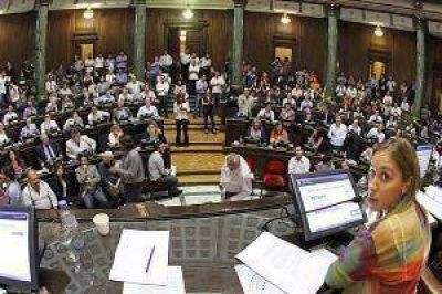 La Legislatura, la otra disputa en la Ciudad