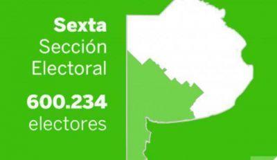 Candidatos a Diputados: dos a Nación y cinco a Provincia