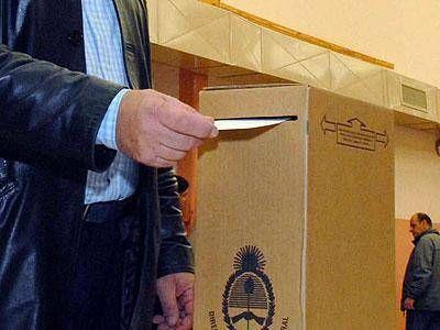 Ya se vota en Junín para concejales y consejeros escolares