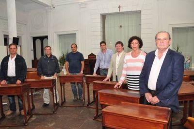 Elecciones en el distrito de San Nicolás: ocho listas en busca de bancas en el Concejo Deliberante local