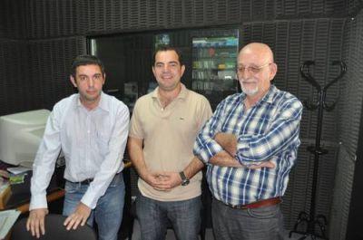 Quinteros, Bonelli y Tactagi encabezan listas para diputado provincial