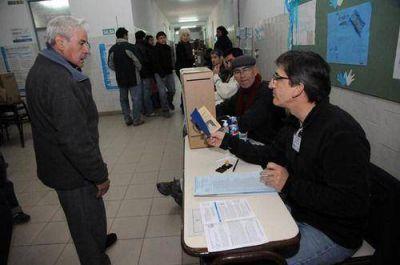 Legislativas 2013: se vota en Balcarce