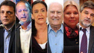 Ya votaron los principales candidatos en todo el país