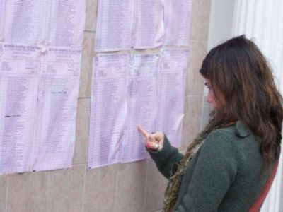 Generales 2013 La Plata: Ya están las primeras tendencias