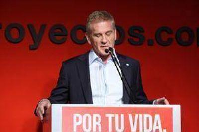 """Francisco de Narváez reconoció su derrota: """"Me cabe a mí toda la responsabilidad de este resultado"""""""