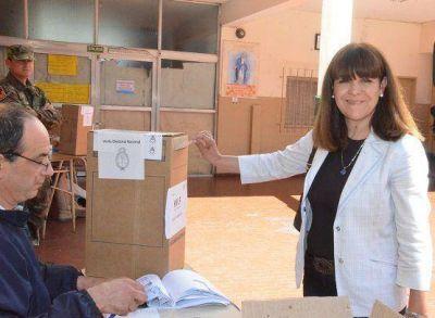 San Martín: Triunfo de Nancy Katopodis