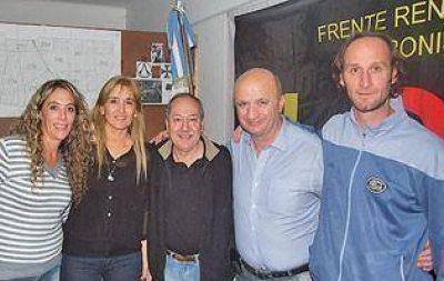 """El FR ganó en Lanús y Russo bregó porque se """"entienda el mensaje"""""""