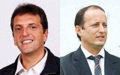 Massa se impuso en la Región, excepto en Lomas