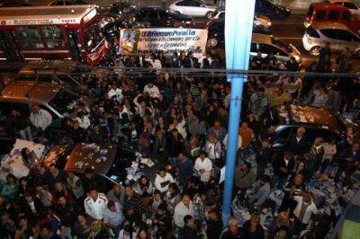 Ferraresi: �El mejor homenaje a la memoria de N�stor Kirchner fue revertir esta elecci�n�
