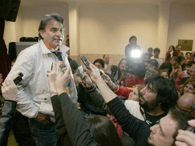 Gutiérrez reconoció el triunfo del Frente Renovador en el distrito
