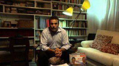 Ariel Domene: Mejoramos la diferencia con Gutiérrez